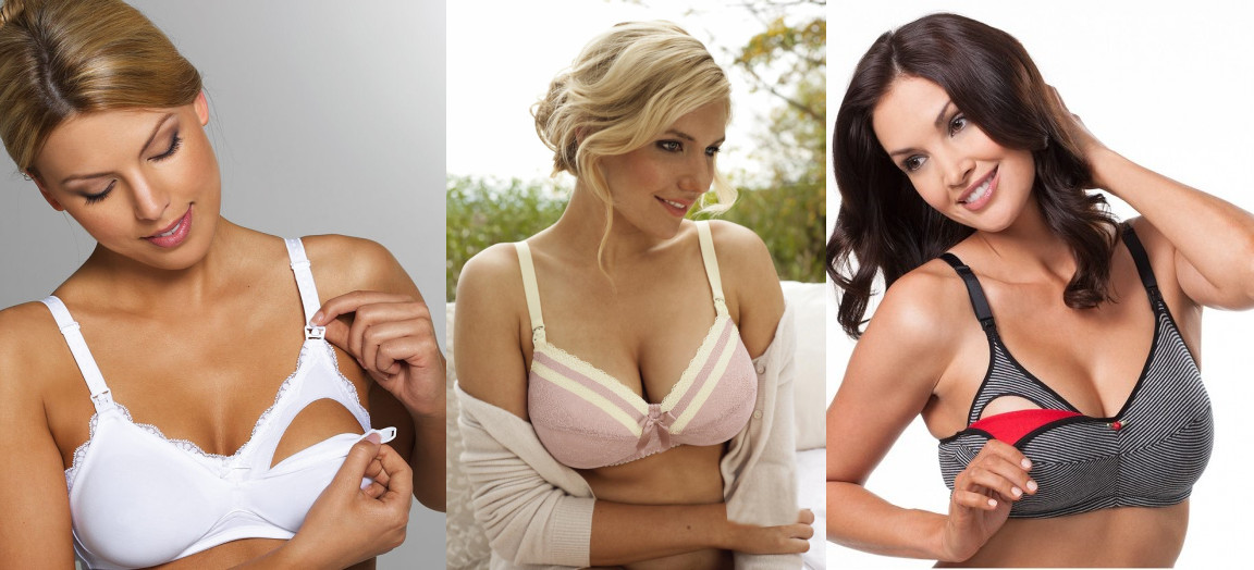 Maternity Nursing Bra