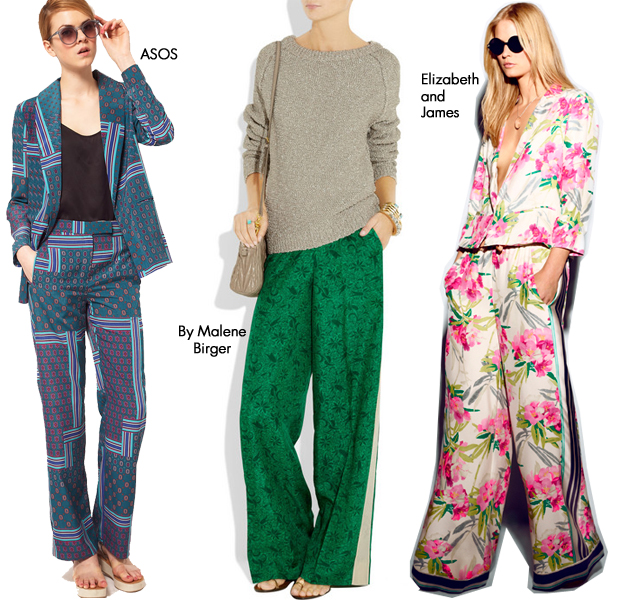 fashion pajamas