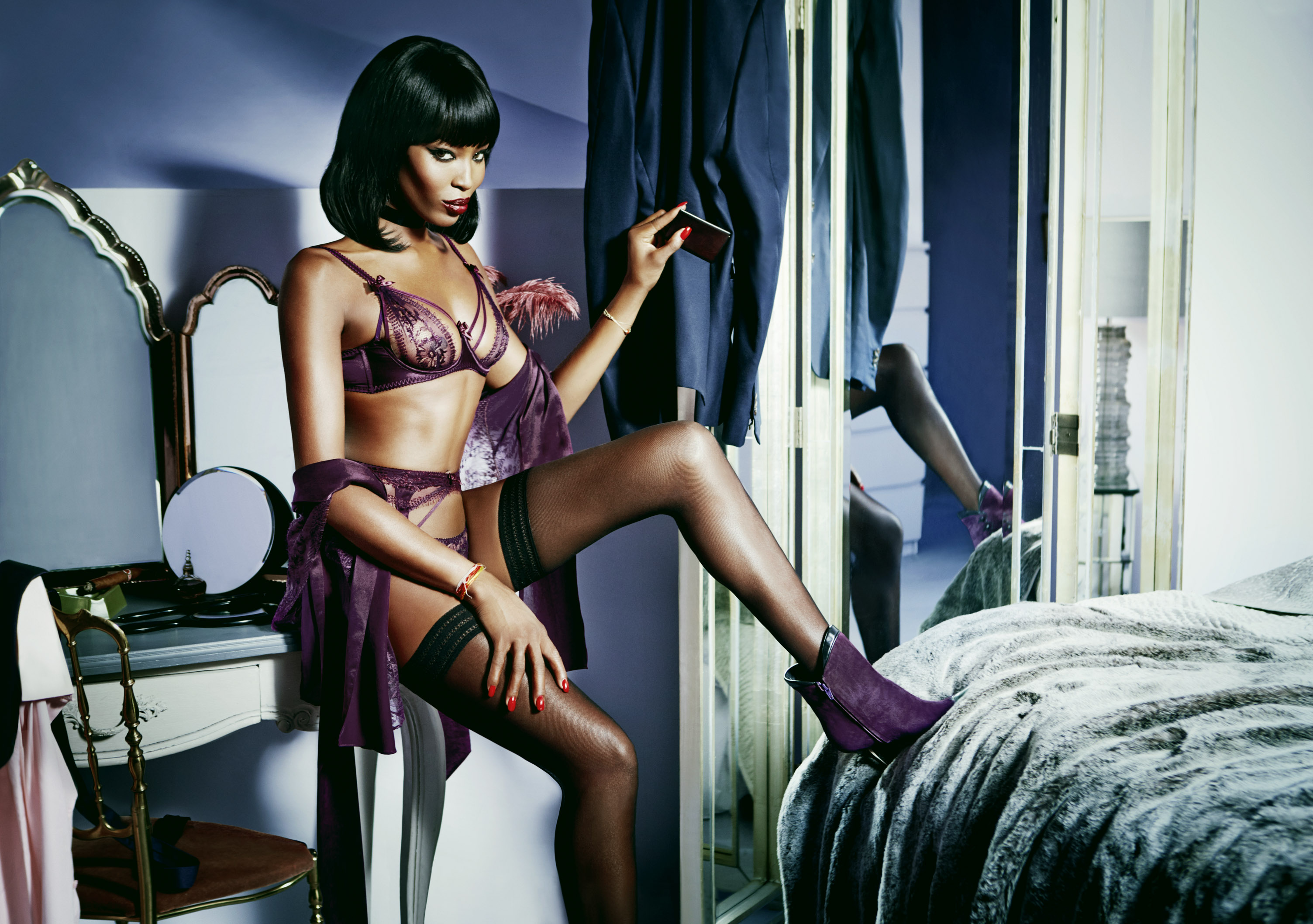 Agent Provocateur SS15 – Wanted Badly