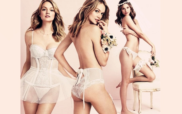 Victoria's Secret 2014 Bridal Collection