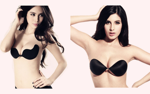 New Bra Series: Invisible Push up Bra