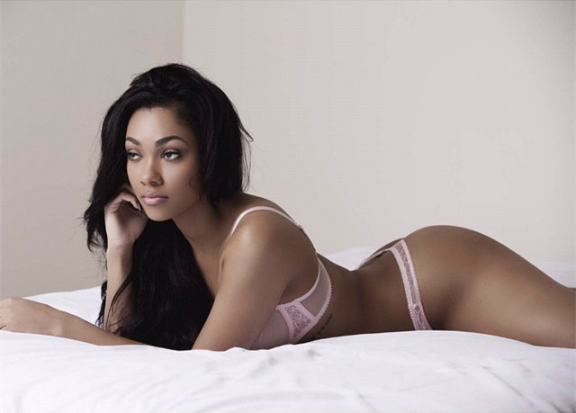 Eddie Murphy's Daughter Releases Skimpy Lingerie Photos on Instagram