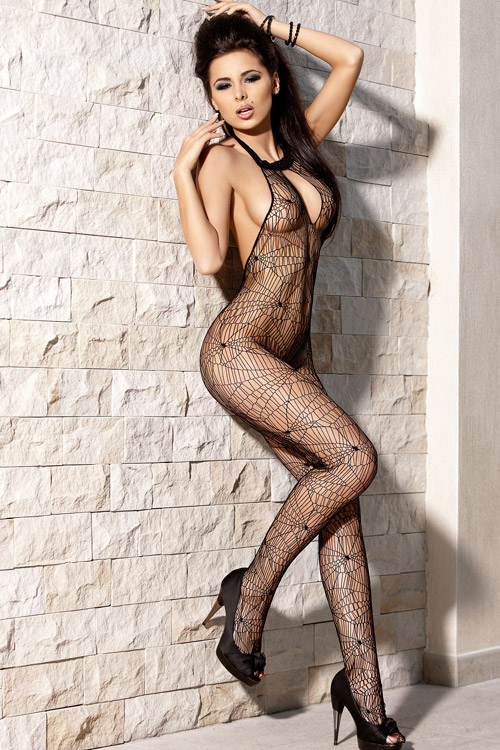 Crotchless Body Stocking