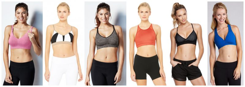 Comfortable and Practical Yoga Bra