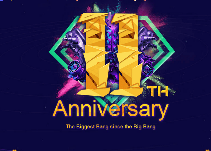 Banggood 11th Anniversary is Comming!
