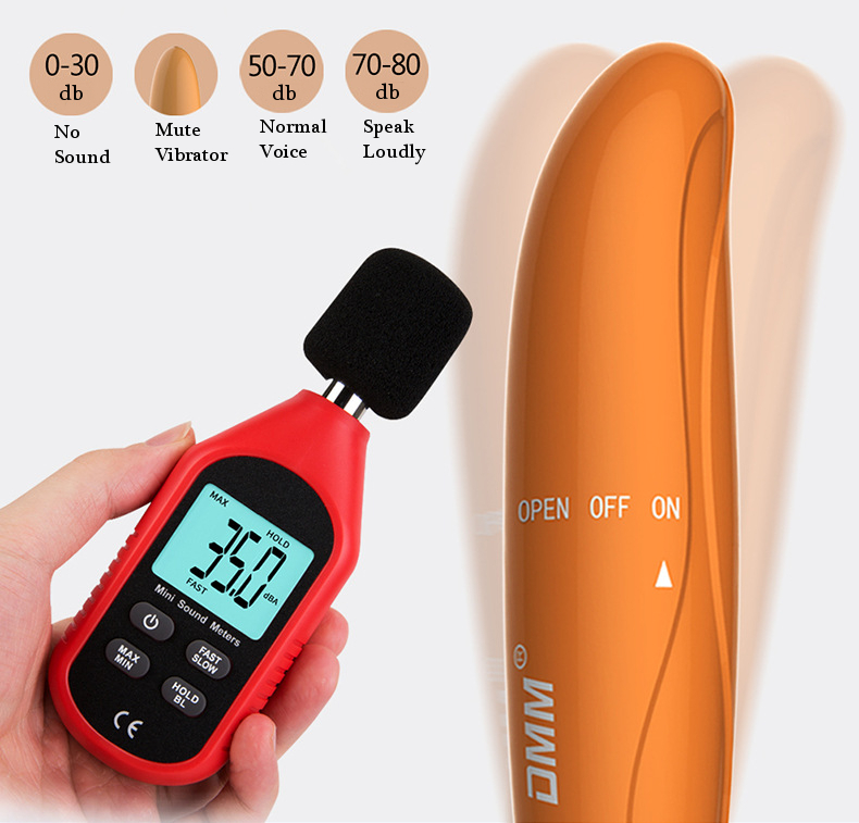 Clitoris Stimulation Vibrator