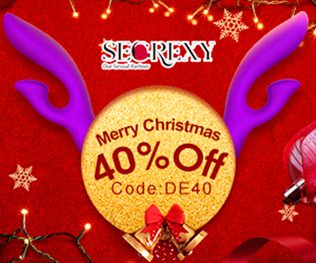 secrexy sex toys Christmas