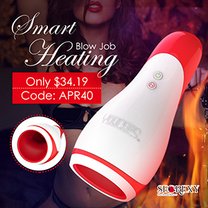 Smoo Self-lubricating Male Vagina Vibrating Masturbators
